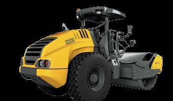 Single Drum Soil Compactors RC110 full