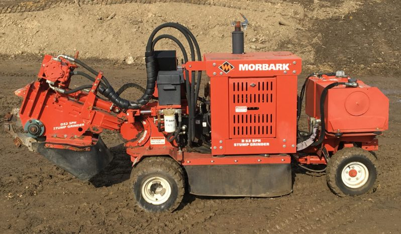 Used 2014 Morbark D52 full