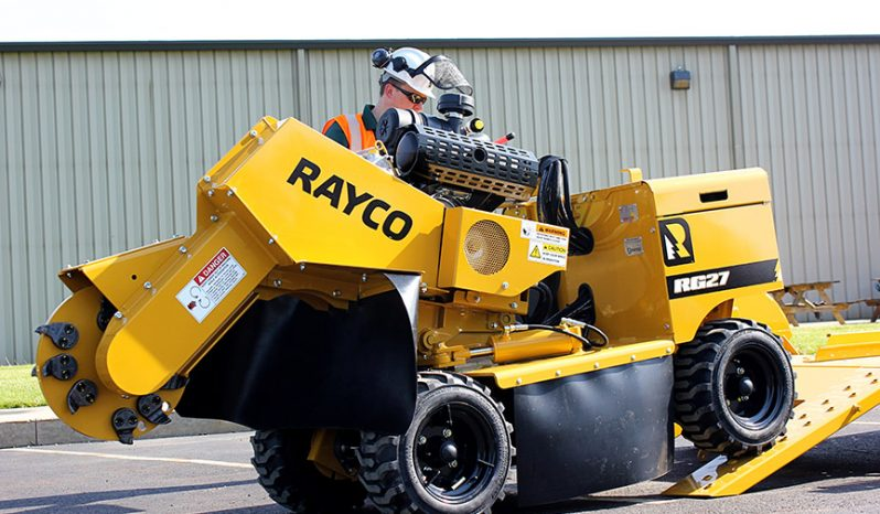 2021 Rayco RG37 Super Jr full