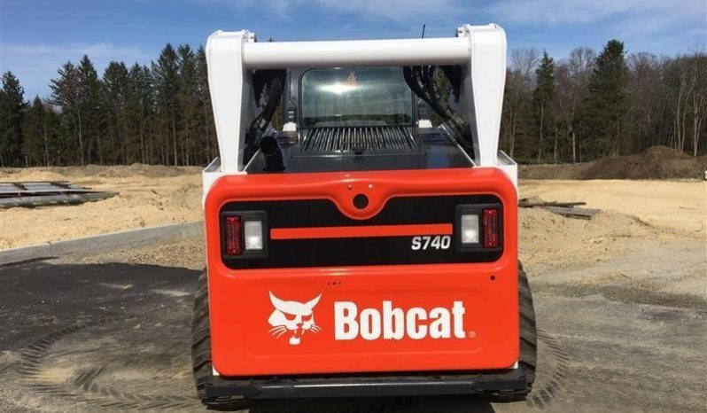 Used 2019 Bobcat S740 full