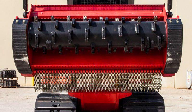 FTX600 Mulching Tractor full