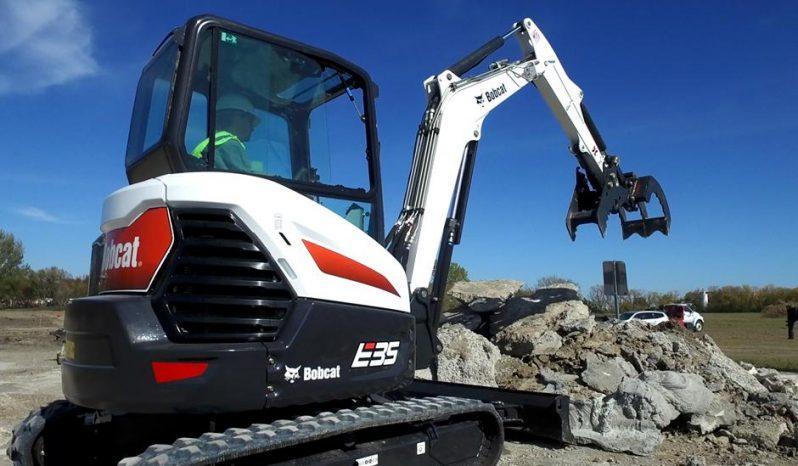 2021 Bobcat E35 full