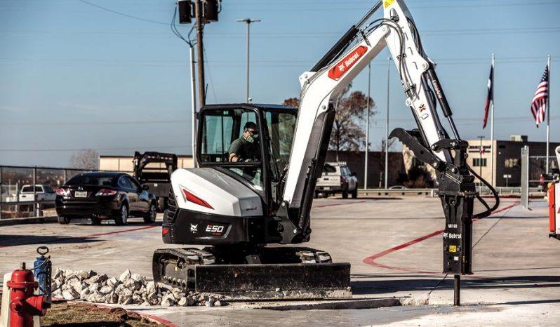 2020 Bobcat E50 full