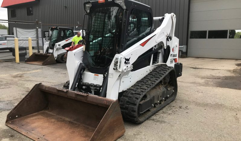 Used 2019 Bobcat T595 full