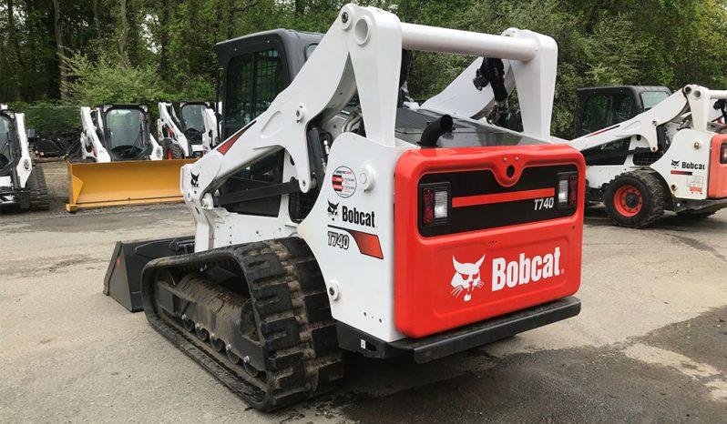 Used 2019 Bobcat T740 full