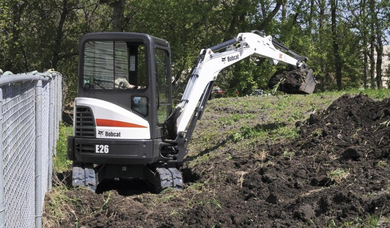2020 Bobcat E26 full