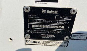 Used 2019 Bobcat MT85 full