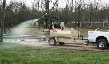 Finn T60 HydroSeeder® full