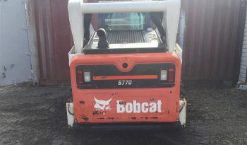 Usado 2016 Bobcat S770 completo
