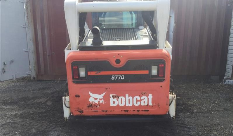 Used 2016 Bobcat S770 full