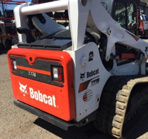 Used 2019 Bobcat T770 full