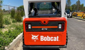 Used 2019 Bobcat S770 full