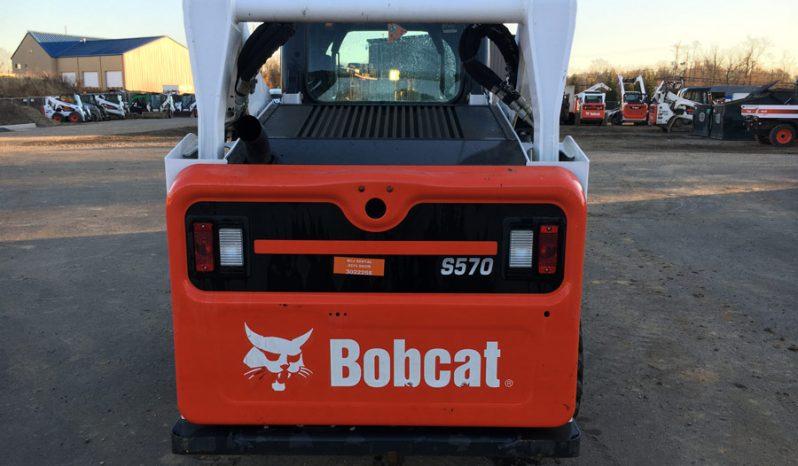 Used 2019 Bobcat S570 full