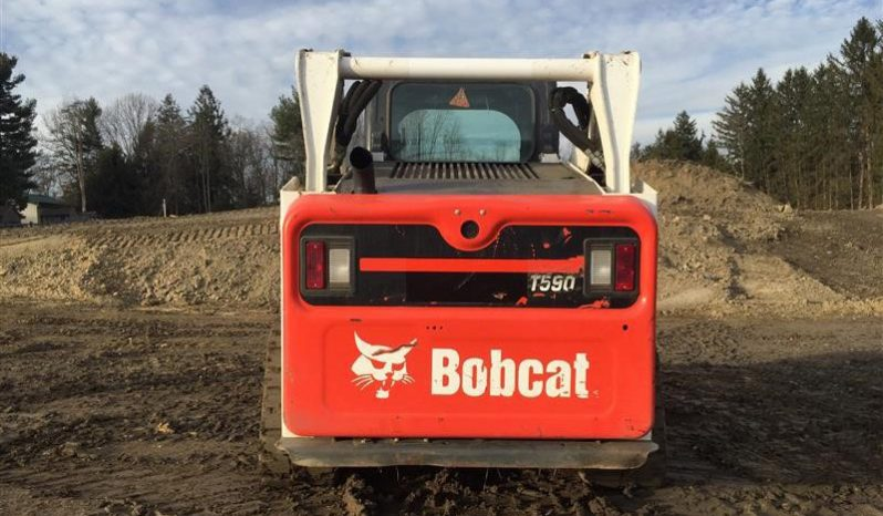 Used 2018 Bobcat T590 full