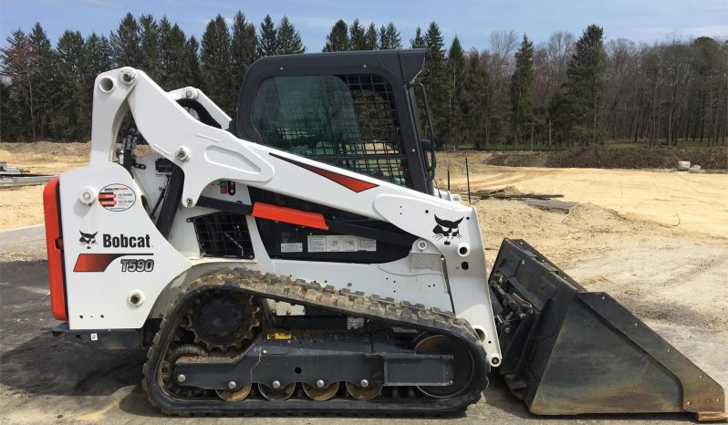 Used 2019 Bobcat T590 full